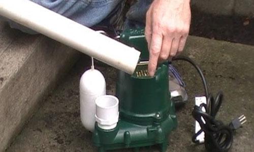 Sump Pumps Aqua Lock