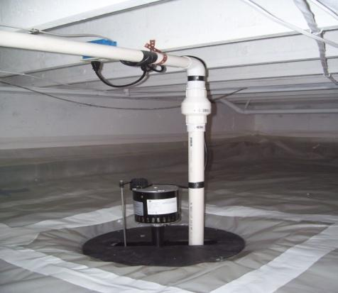 Crawle Flooding Sump Pump